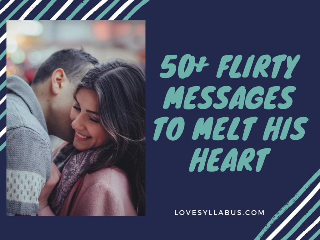 Flirty Text Messages Tips: Kick Starter to Your Conversation
