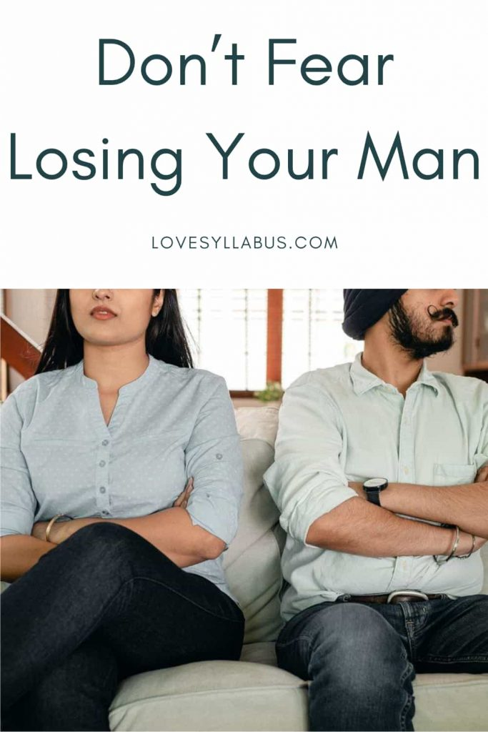 How to give your guy space without losing him? Help Tips !