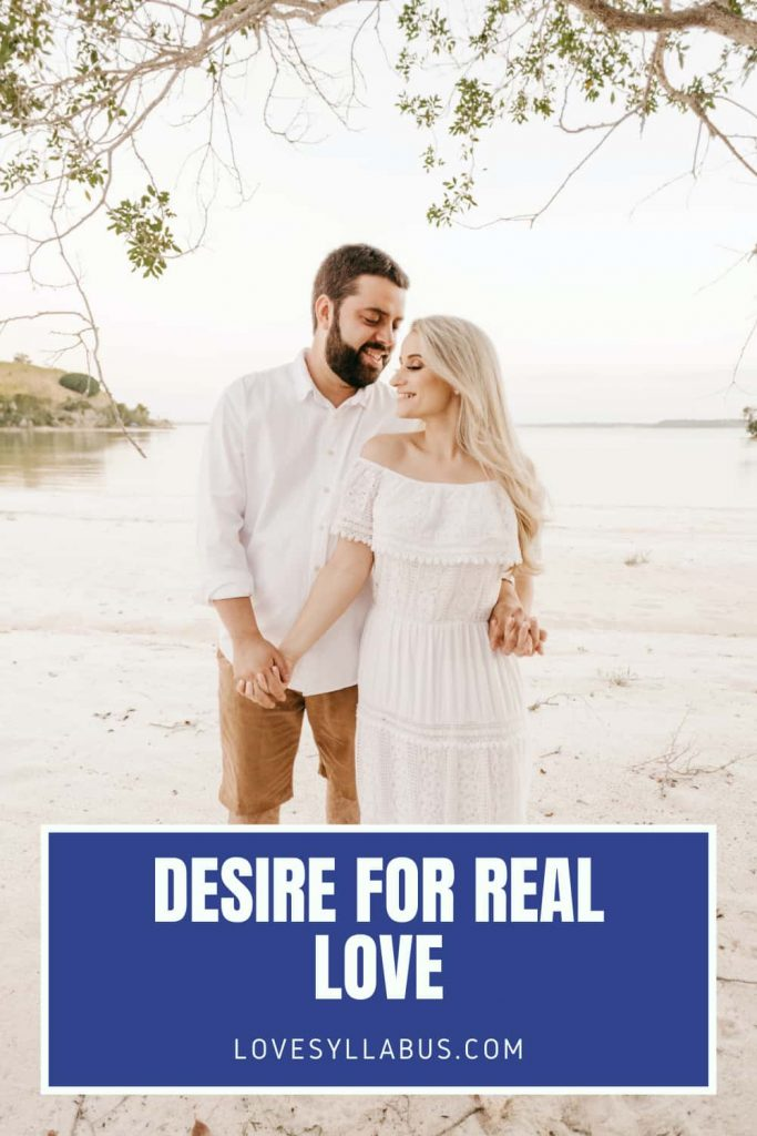 desire for real love