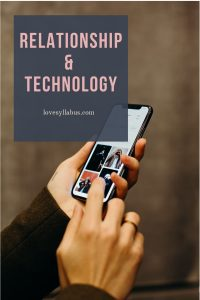 relationship and digital technology