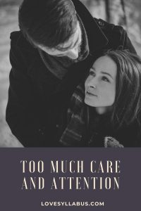 care and attention