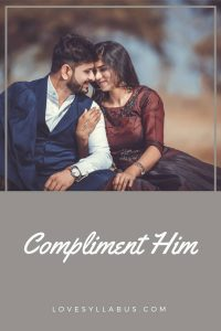 complement your husband