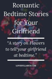 story on flowers