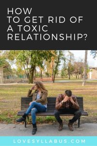 signs of toxic relationship