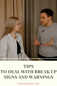 tips to deal with break up