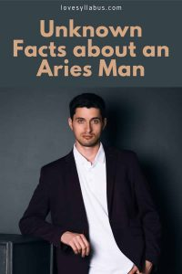 Aries Man Personality Traits