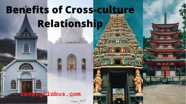 Benefits of cross-culture relationship