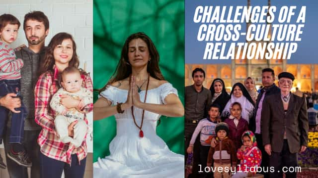 Challenges of a cross-culture relationship