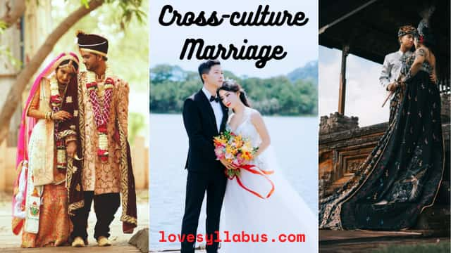 Cross-culture relationship- when it comes to marriage