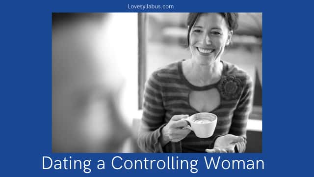 dating a controlling woman