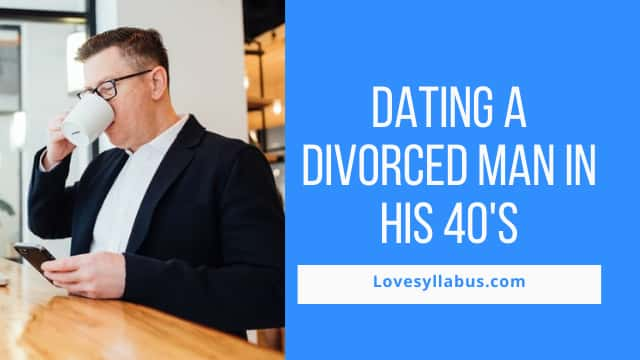 dating at 40's