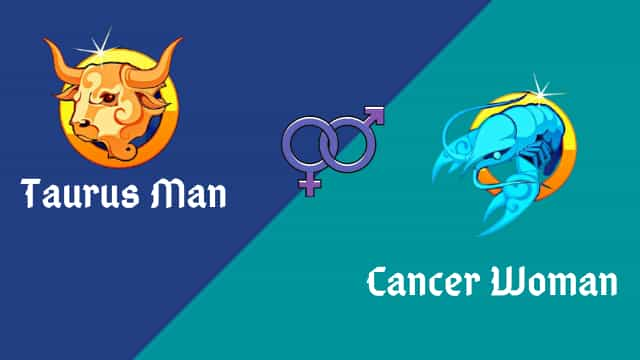 Taurus Man Sex Compatibility with Cancer Woman