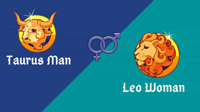 Taurus Man Sex Compatibility with Leo Woman