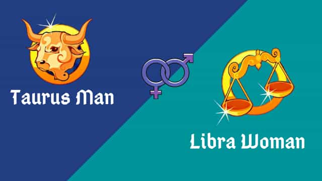 Taurus Man Sex compatibility with Libra Woman