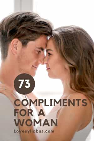 best compliments for a woman