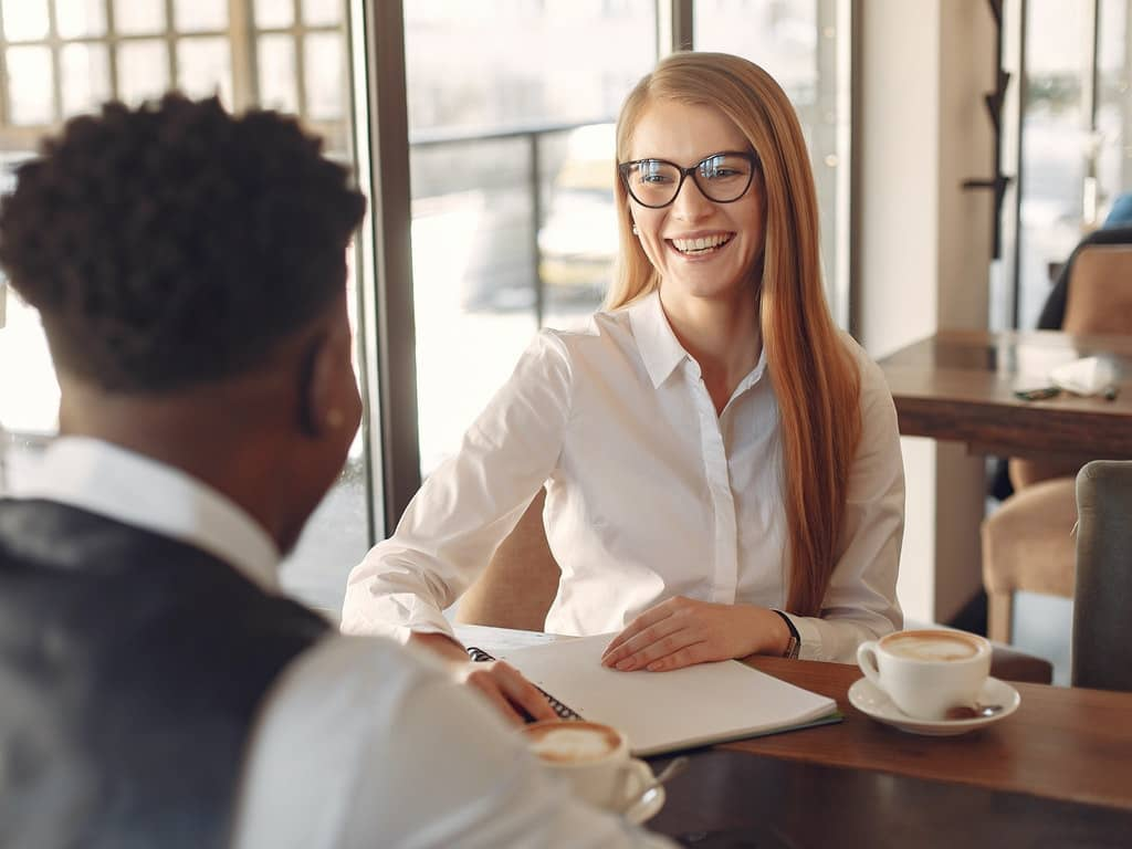 Signs a Male Co-worker Likes You