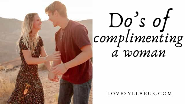 dos_of_complimenting_woman
