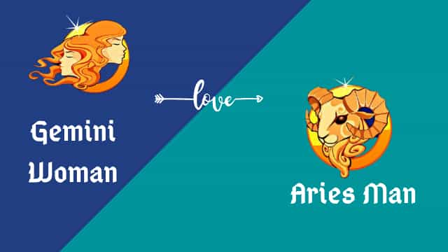 Gemini woman and Aries man compatibility