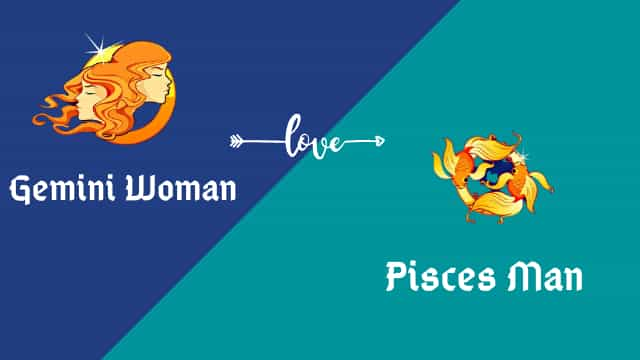 Gemini Woman and Pisces Man Compatibility