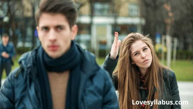 Signs you are his side chick