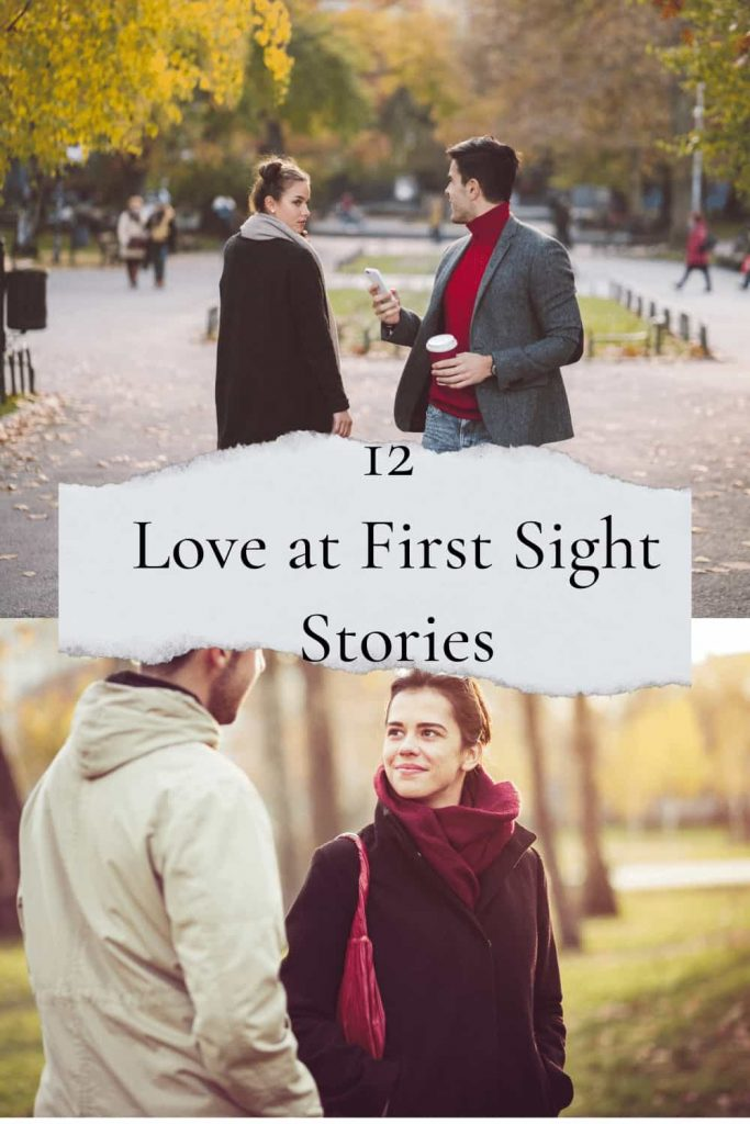 love at first sight stories