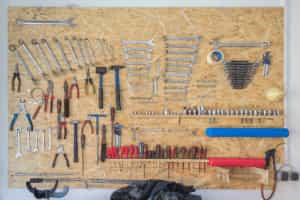 garage tool kit as father's day gift ideas during COVID