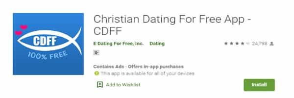Christian Dating App for Free