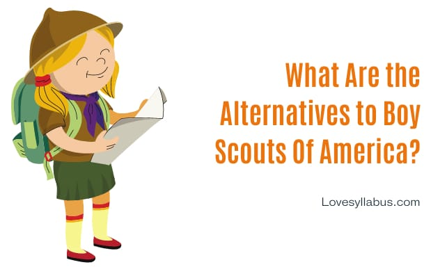 Alternatives to Boy Scouts Of America